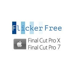 Flicker Free for Final Cut Pro 7 and X