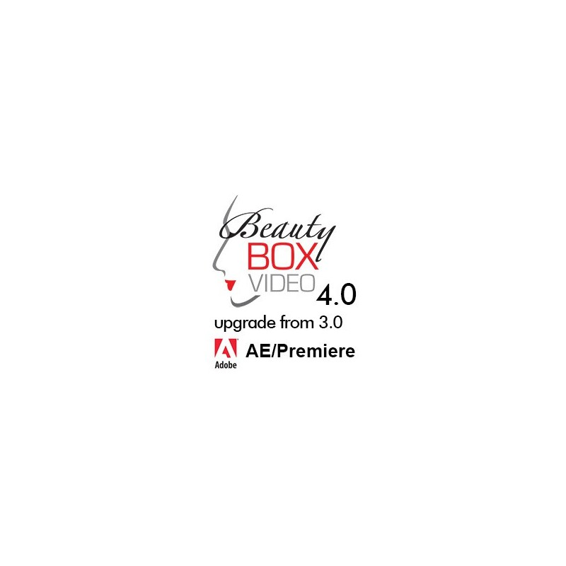 Beauty Box Video 4 0 Upgrade From 3 0 for Adobe After Effects or Premiere -  Digital Anarchy