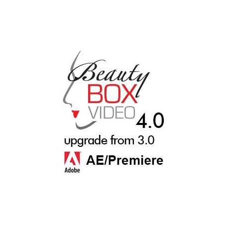 Beauty Box Video 4.0 Upgrade From 3.0 for Adobe After Effects or Premiere
