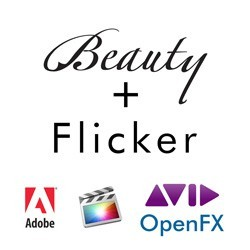 Beauty Box and Flicker Free for Adobe After Effects, Premiere Pro, Final Cut Pro, Avid, Resolve, and other OpenFX Apps