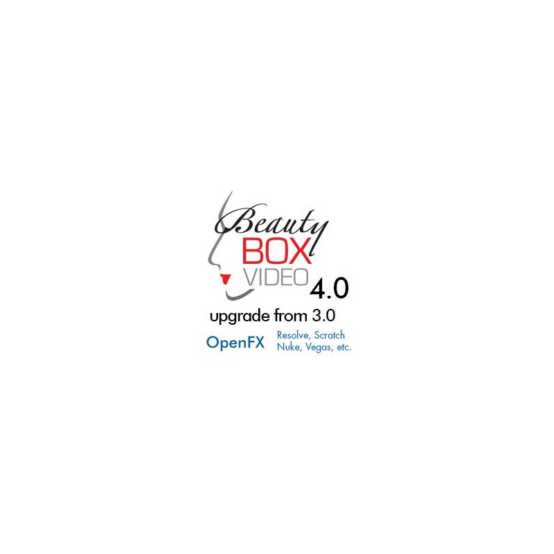 Beauty Box Video 4.0 for OFX- Upgrade From 3.0
