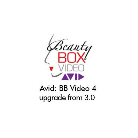 Beauty Box Video Avid 3.0 to 4.0 Upgrade