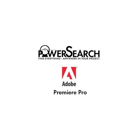 PowerSearch for Premiere