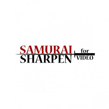 Samurai Sharpen for Video