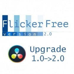 Flicker Free 2.0 Upgrade From 1.0 for Resolve/OpenFX
